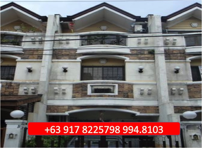 Makati Townhouse For Sale